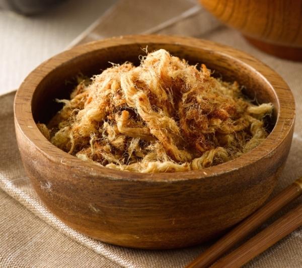傳統豬肉酥 1
