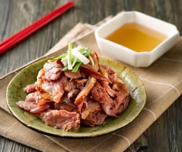 蔗燻甜醋切片鴨賞 1